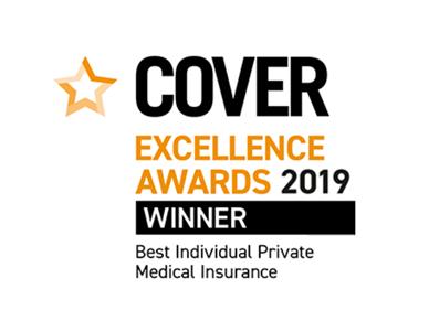 Cover Excellence Award Logo