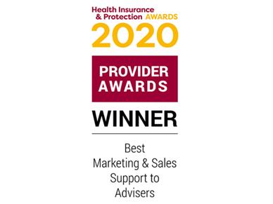 Health Insurance Awards Logo
