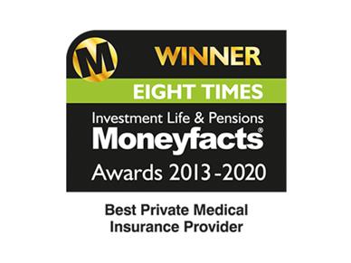MoneyFacts Awards Logo