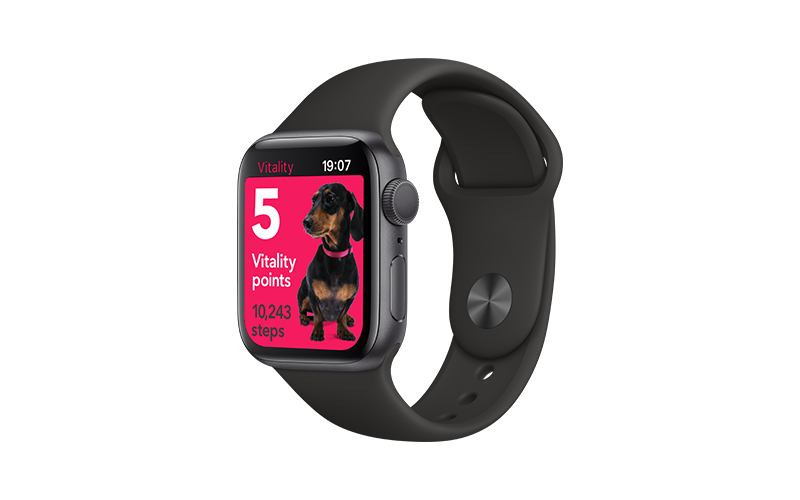 Apple Watch logo