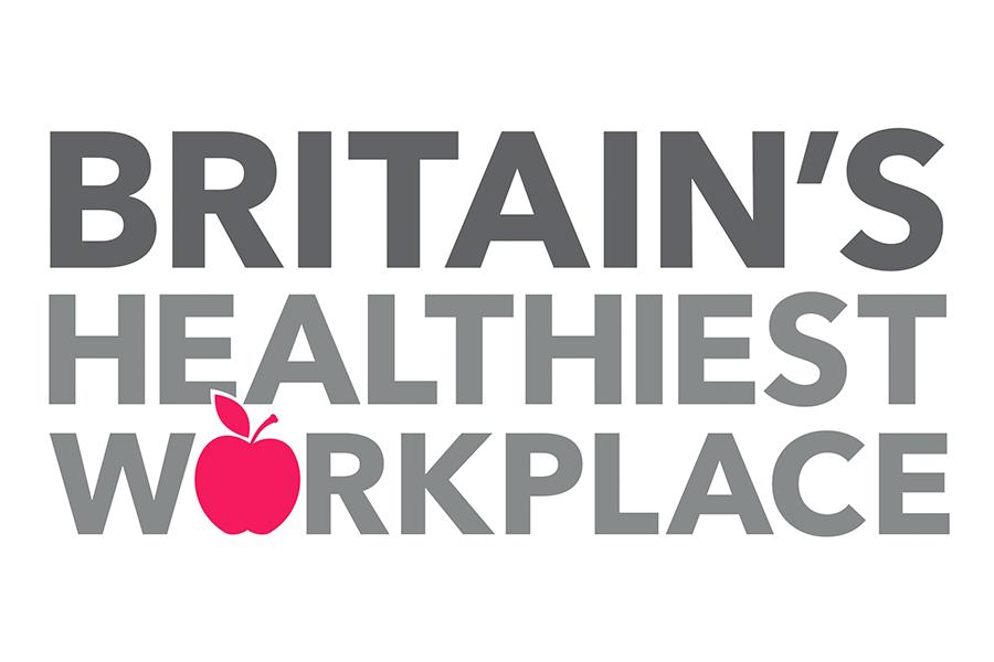 Britain's Healthiest Workplace logo