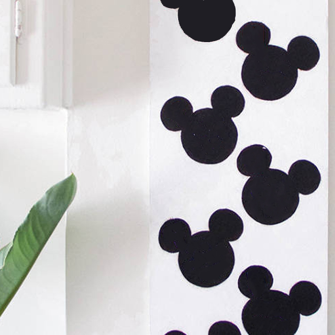 Mickey Mouse Meal Planner