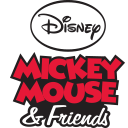 Mickey Mouse and Friends logo