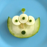 alien cucumber