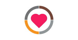 Healthy living discount icon