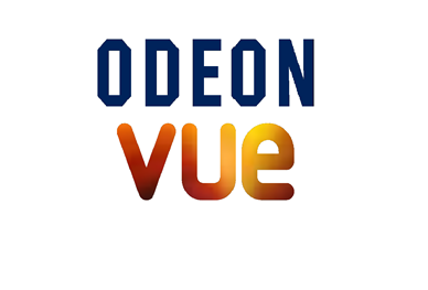 Odeon and Vue Logos