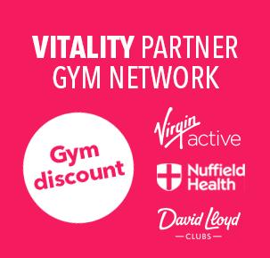vitality gym discount