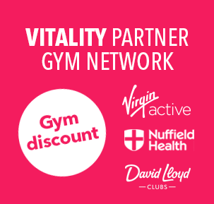 vitality gym discount