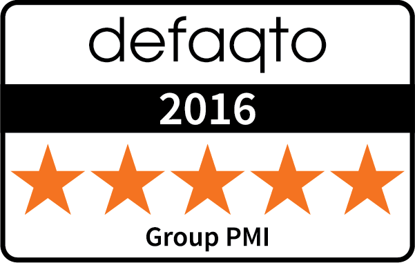 2016 Defaqto Group PMI logo