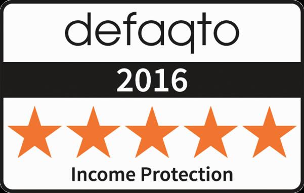 Defaqto Income Protection award