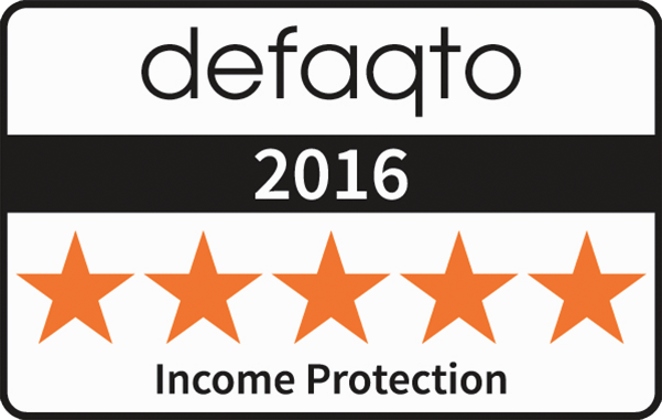 Defaqto Income Protection award