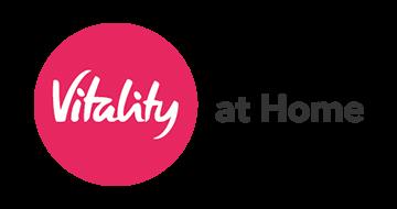 Vitality at Home logo