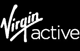 Virgin Active Logo in White