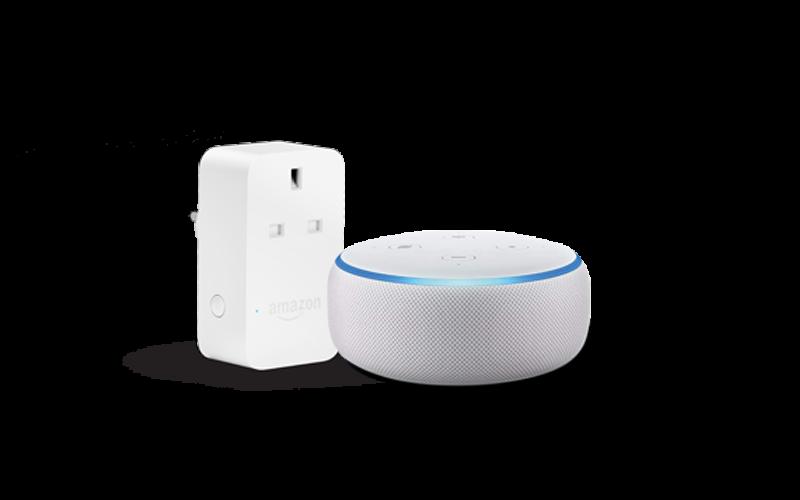 amazon echo dot smart plug only