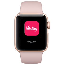 Apple Watch 3 Vitality