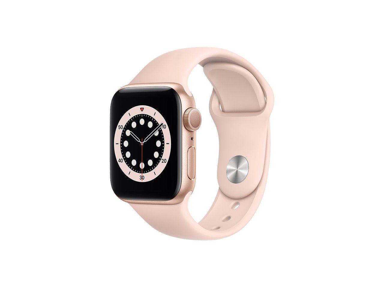Apple Watch S6 Gold Aluminium