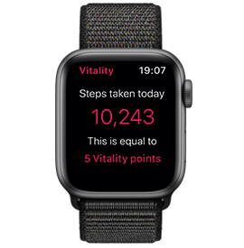 Apple Watch Series 4 GPS Space Grey with Black Sport Loop