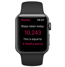 Apple Watch Series 3 GPS Space Grey with Black Sport Band