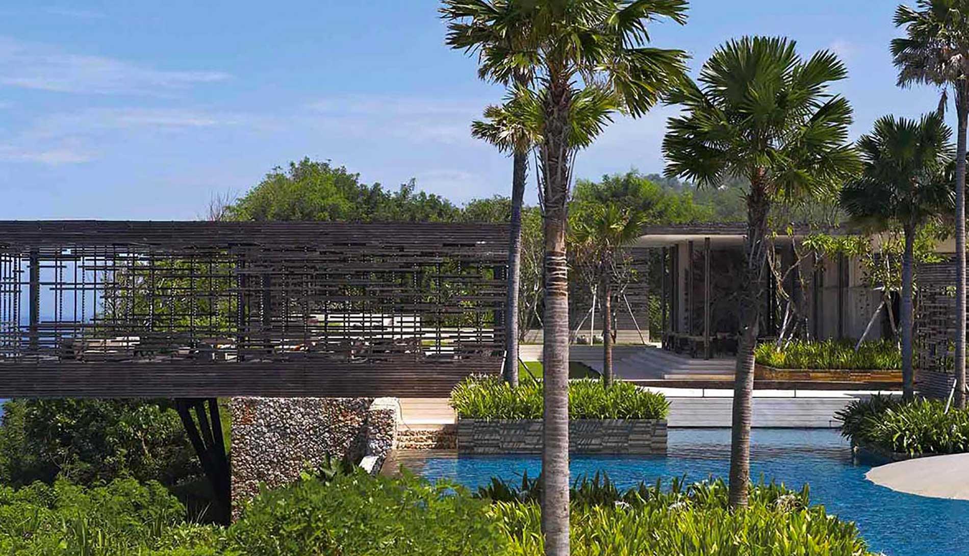 Luxury villa in Bali
