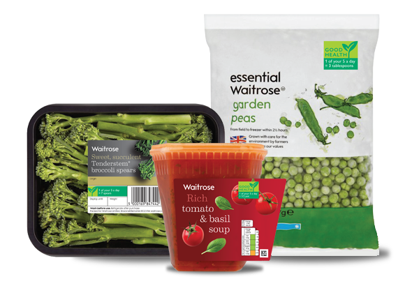 Waitrose & Partners Good Health products