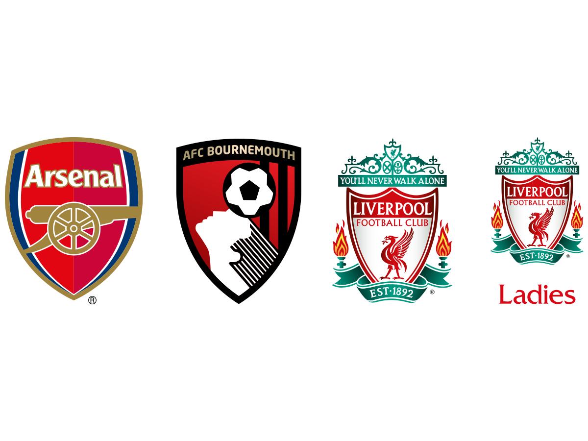 Football Sponsorship Logos