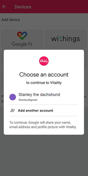 Choose-google-account