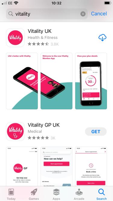 download-vitality-member-app