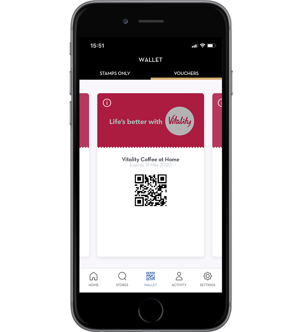 Step 1 - Receive your voucher