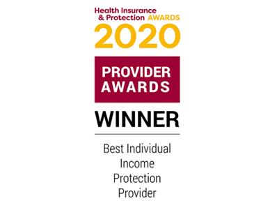 Health Insurance Award Logo
