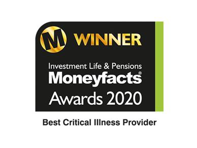 MoneyFacts Award logo