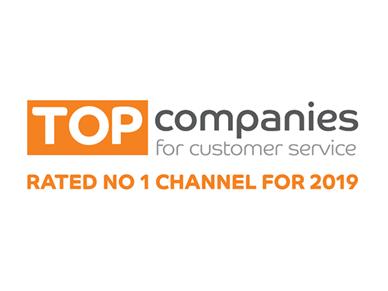 Top Companies Award Logo