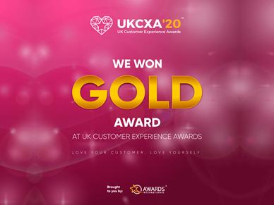 UK CX Awards Logo
