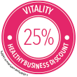 Vitality Healthy Business Discount