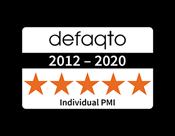 Defaqto PMI logo 2020