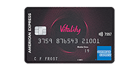 Vitality American Express® card