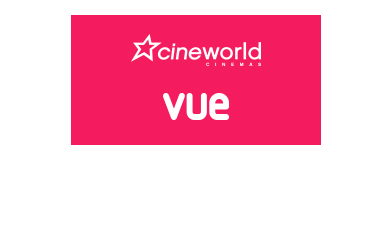 Cineworld and Vue
