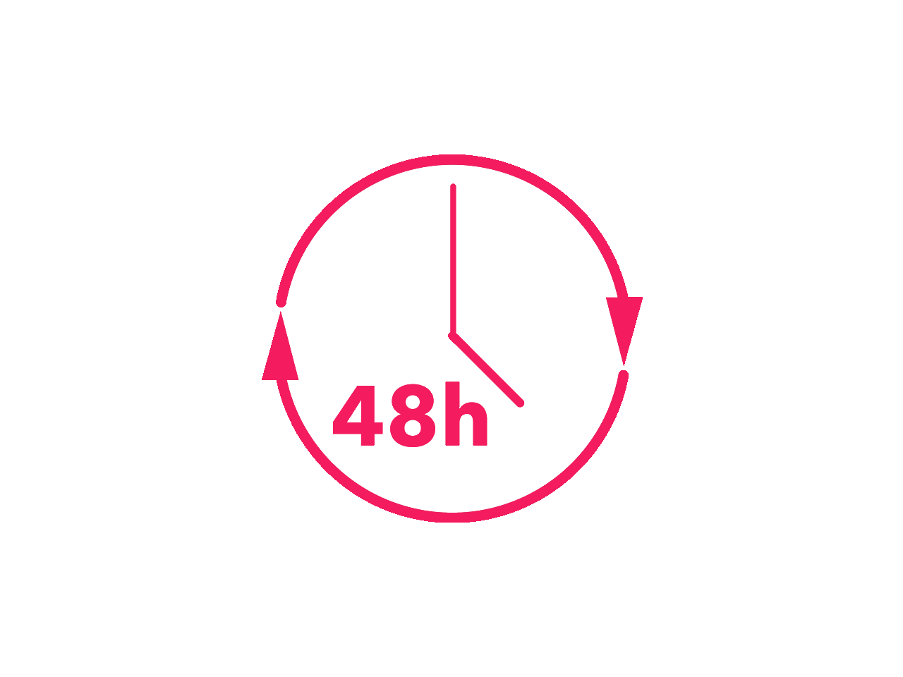 48 hours icon