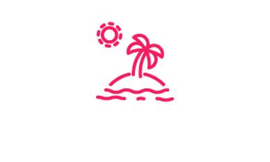 Sunbed icon